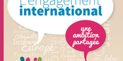 L'engagement international, une ambition partagée - Brochure