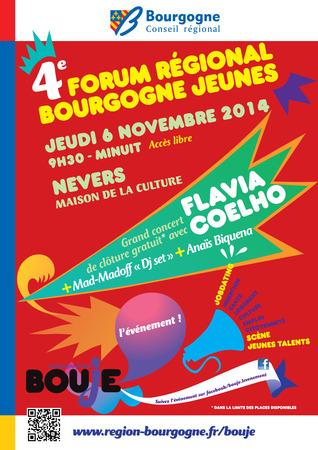 Bouje l'événement 2014